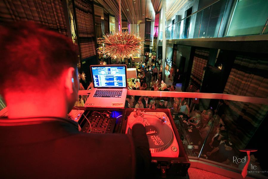 DJ Showtime at W Hotel San Diego