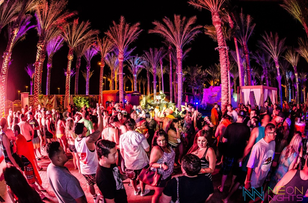 DJ Showtime at Dive / Harrah's Southern California
