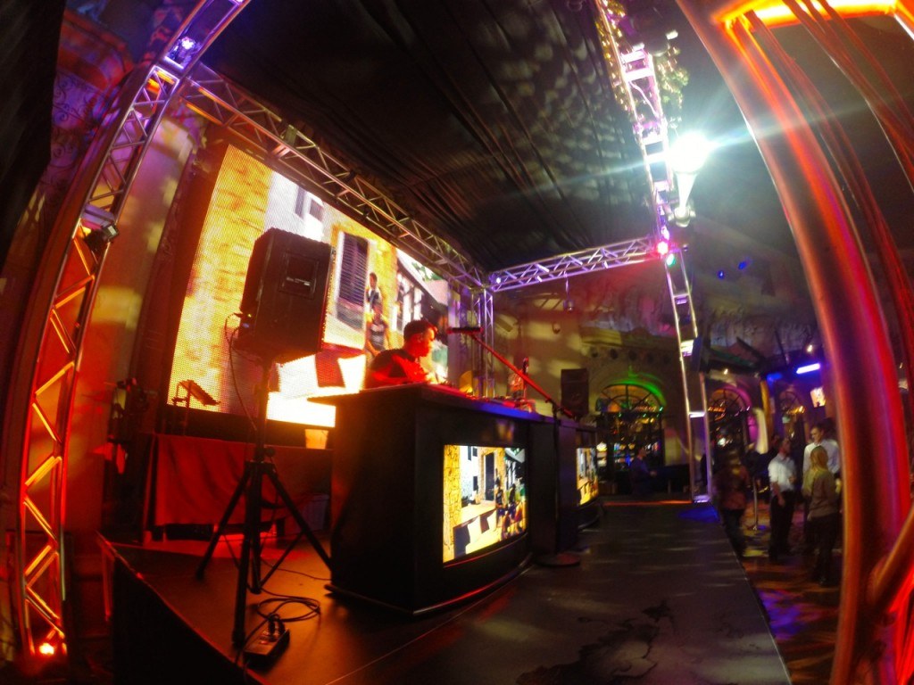 DJ Showtime at Masquerade / Harrah's New Orleans